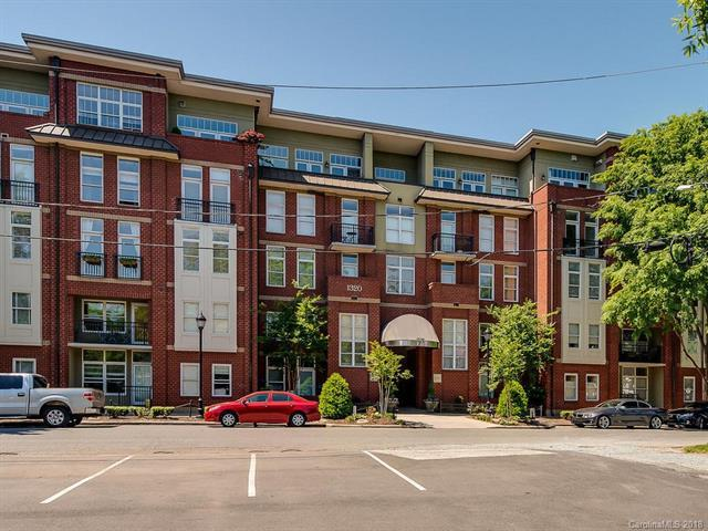 1320 Fillmore Avenue #310, Charlotte, NC 28203 (#3392969) :: Scarlett Real Estate