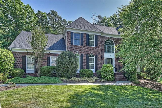 1026 Elizabeth Manor Court #4, Matthews, NC 28105 (#3392988) :: The Premier Team at RE/MAX Executive Realty