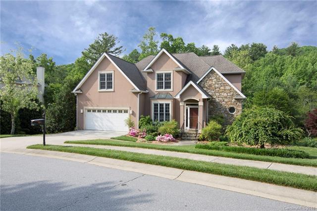 150 Bowenterra Drive, Hendersonville, NC 28791 (#3392998) :: Caulder Realty and Land Co.