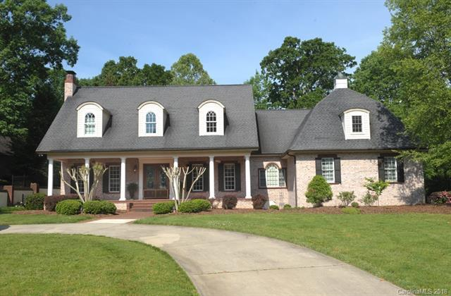1 Stuart Drive, Spencer, NC 28159 (#3393114) :: Odell Realty