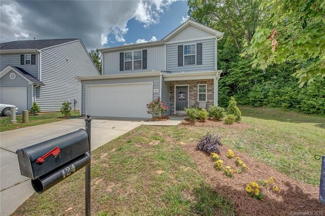 124 Autumn Bluff Circle, Mount Holly, NC 28120 (#3393126) :: Miller Realty Group