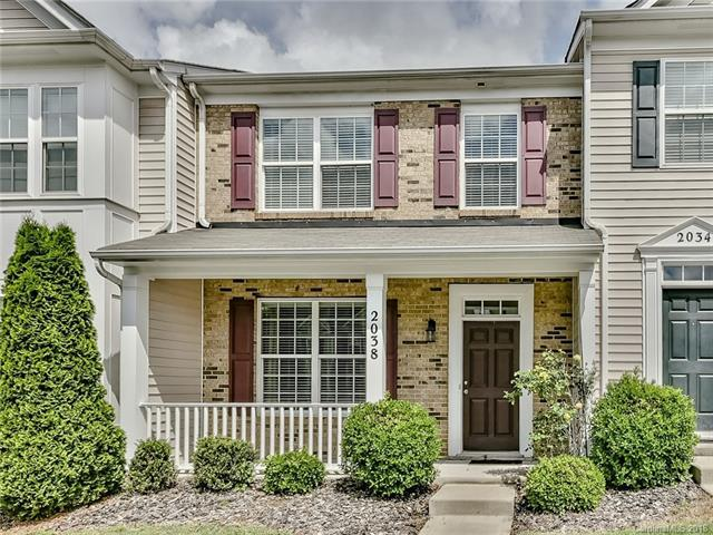 2038 Aston Mill Place #292, Charlotte, NC 28273 (#3393202) :: LePage Johnson Realty Group, LLC