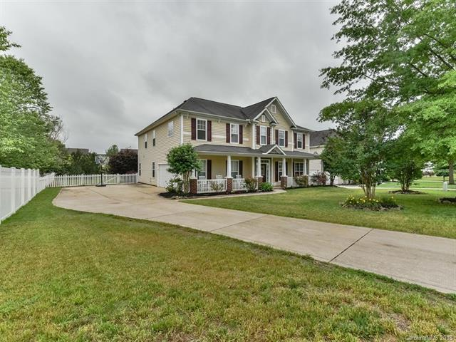 9003 Magna Lane, Indian Trail, NC 28079 (#3393215) :: Robert Greene Real Estate, Inc.