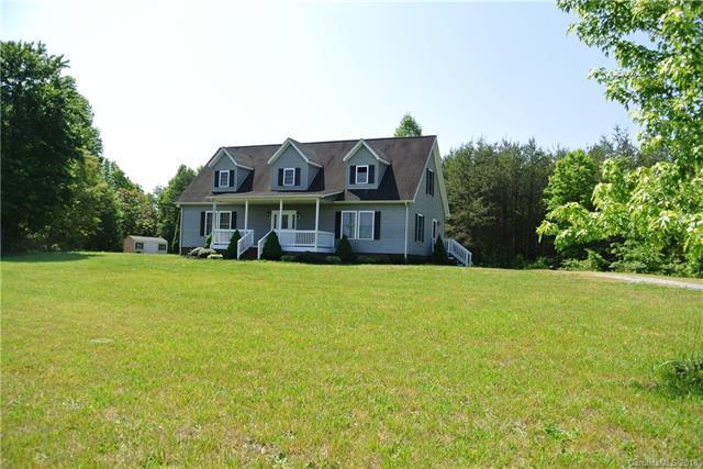 454 Gilmer Edwards Road, Rutherfordton, NC 28139 (#3393262) :: Caulder Realty and Land Co.