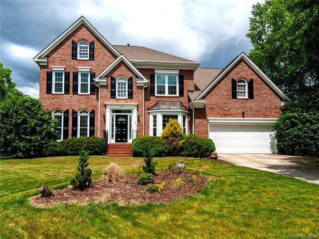 12401 Landing Green Drive, Charlotte, NC 28277 (#3393289) :: Robert Greene Real Estate, Inc.