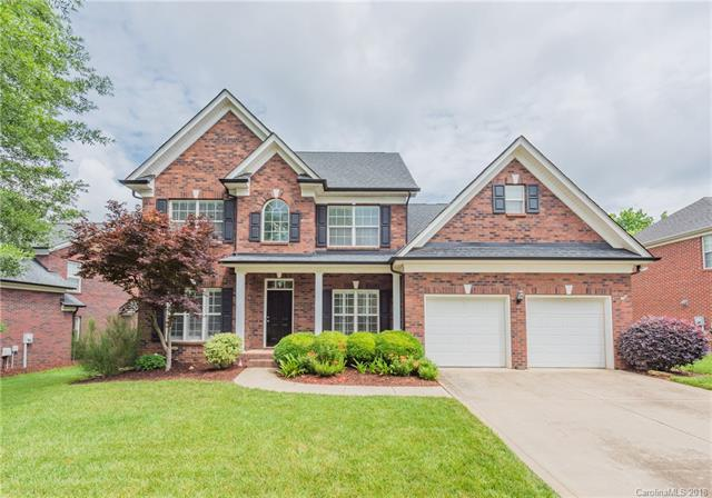 6009 Colton Ridge Drive, Indian Trail, NC 28079 (#3393395) :: Stephen Cooley Real Estate Group