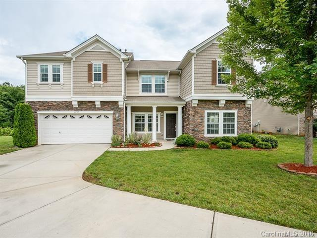 6707 Oakdale Meadows Court, Mint Hill, NC 28227 (#3393422) :: Team Southline
