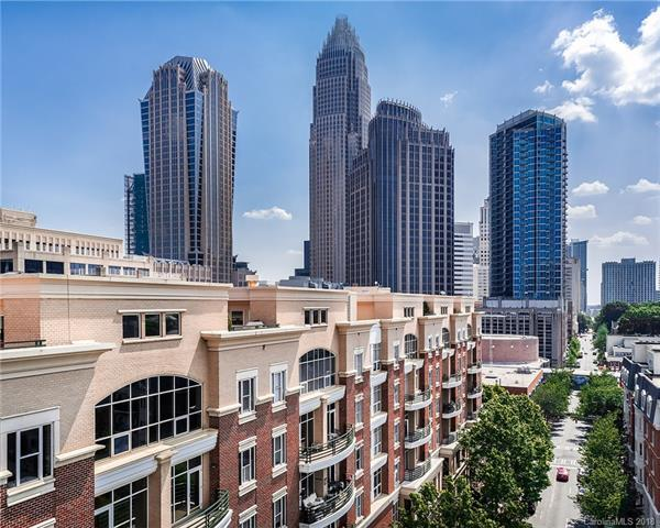 400 N Church Street #401, Charlotte, NC 28202 (#3393443) :: MartinGroup Properties