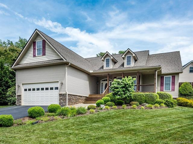 22 N Sunset Ridge Drive N, Etowah, NC 28729 (#3393508) :: Zanthia Hastings Team