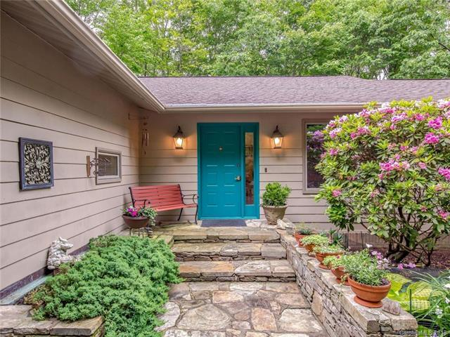 1320 Campbell Drive, Pisgah Forest, NC 28768 (#3393751) :: Odell Realty Group