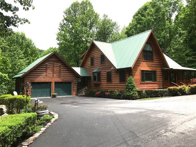 95 Village Lane #27, Waynesville, NC 28786 (#3393754) :: Puffer Properties
