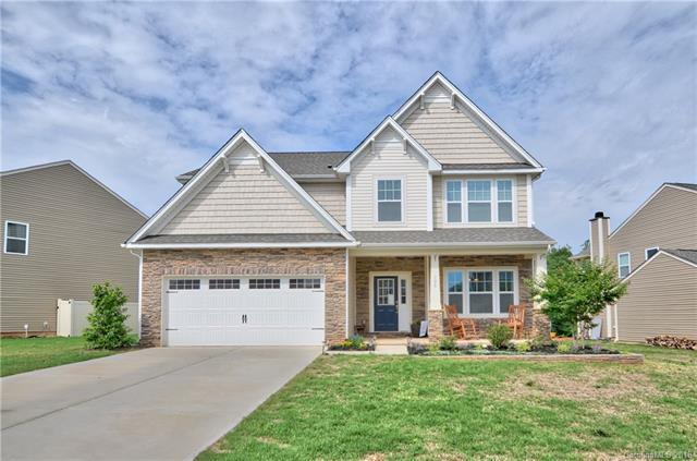 108 Fesperman Circle, Troutman, NC 28166 (#3393758) :: TeamHeidi®