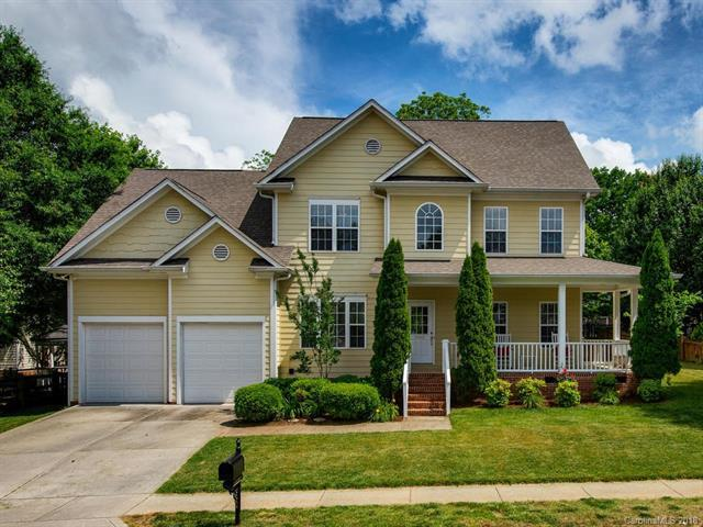15313 Wedgewood Commons Drive, Charlotte, NC 28277 (#3393797) :: The Ramsey Group