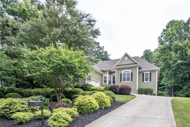 117 Deer Run Drive #3, Troutman, NC 28166 (#3393901) :: LePage Johnson Realty Group, LLC