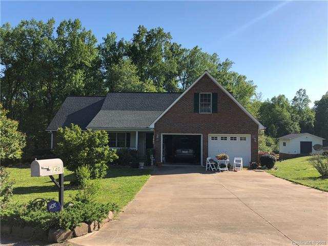 140 Still Meadow Drive, Rutherfordton, NC 28139 (#3393933) :: Miller Realty Group