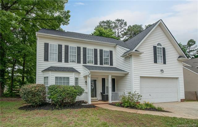 6418 Forest Pond Drive #5, Charlotte, NC 28262 (#3393963) :: MartinGroup Properties