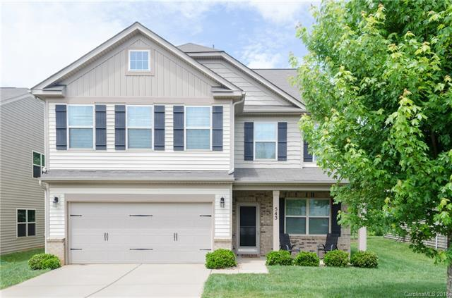 543 Danson Drive #7, Fort Mill, SC 29715 (#3394081) :: The Andy Bovender Team