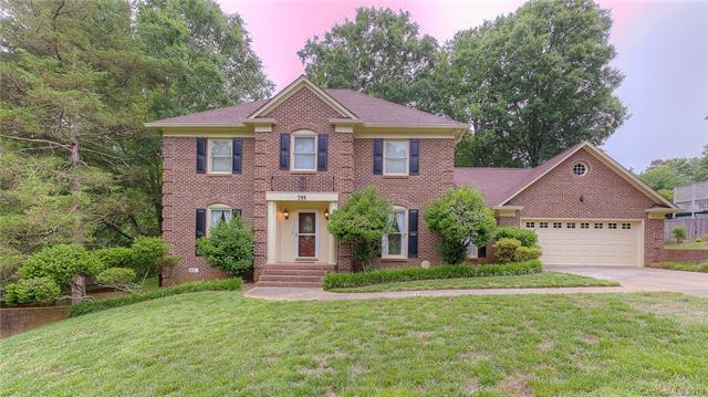 755 Charter Place, Charlotte, NC 28211 (#3394120) :: RE/MAX Metrolina