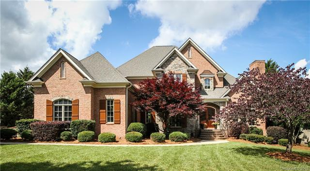 4028 Blossom Hill Drive, Weddington, NC 28104 (#3394144) :: Odell Realty Group
