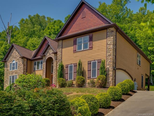 36 Carrolls Place Court, Mills River, NC 28759 (#3394173) :: Odell Realty Group