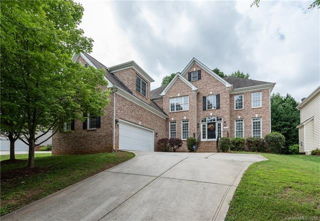 9344 Standerwick Lane, Huntersville, NC 28078 (#3394227) :: Odell Realty Group