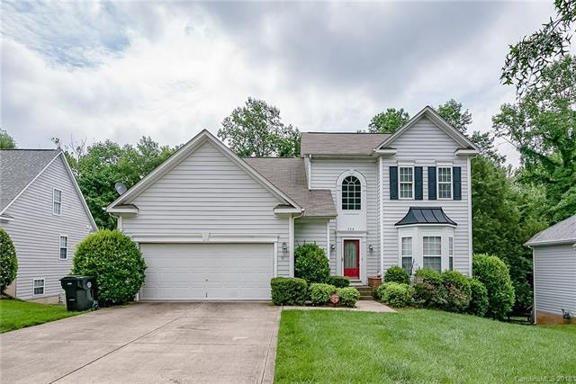124 Romany Lane, Mooresville, NC 28117 (#3394254) :: Miller Realty Group
