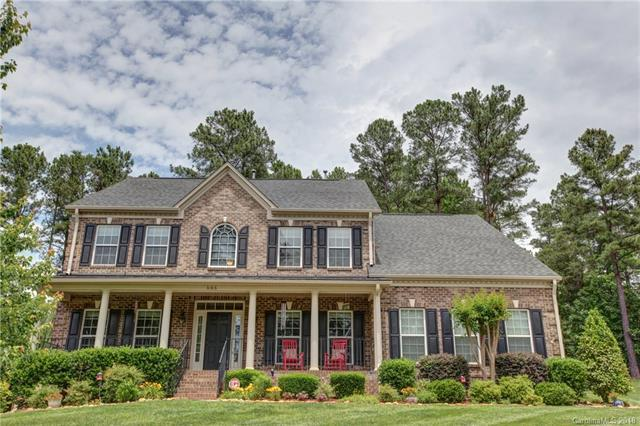 505 Woodward Ridge Drive, Mount Holly, NC 28120 (#3394284) :: Odell Realty Group