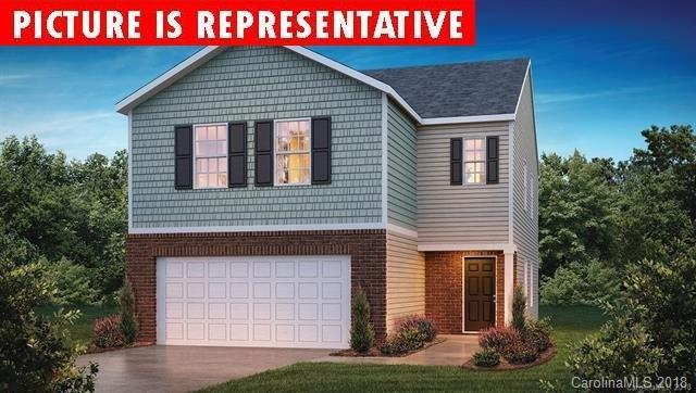 6631 Broad Valley Court Lot 69, Charlotte, NC 28216 (#3394289) :: MartinGroup Properties