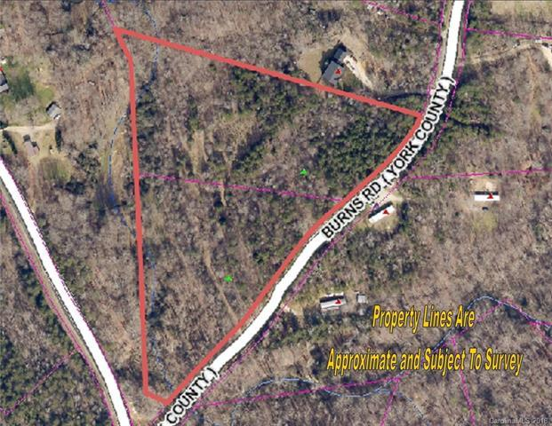 10 AC Burns Road, York, SC 29745 (#3394293) :: Mossy Oak Properties Land and Luxury