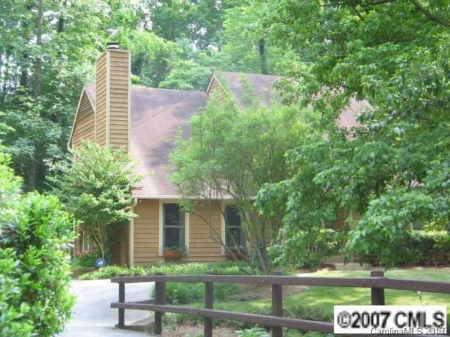311 Meadowbrook Road, Charlotte, NC 28211 (#3394299) :: The Ramsey Group