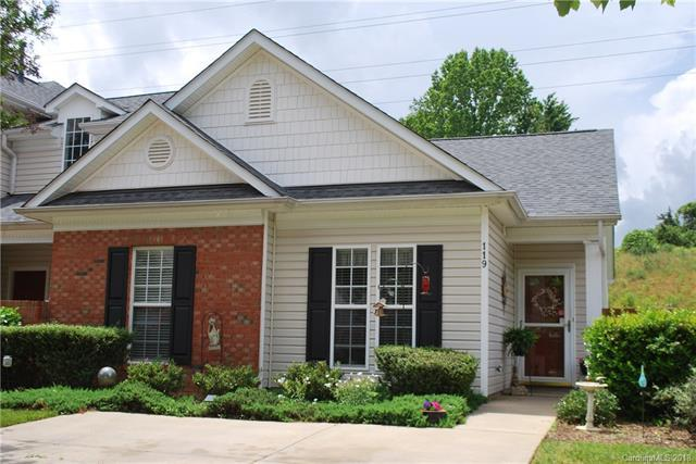 119 Ross Moore Avenue, Charlotte, NC 28205 (#3394350) :: Miller Realty Group