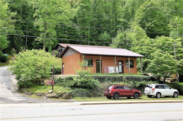 955 Soco Road, Maggie Valley, NC 28751 (#3394356) :: Odell Realty