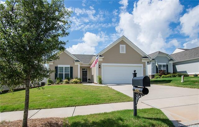 6047 Jack Thomas Drive, Indian Land, SC 29707 (#3394510) :: Leigh Brown and Associates with RE/MAX Executive Realty