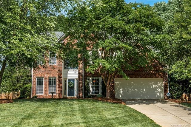 8431 Bridgestone Drive, Huntersville, NC 28078 (#3394520) :: Stephen Cooley Real Estate Group