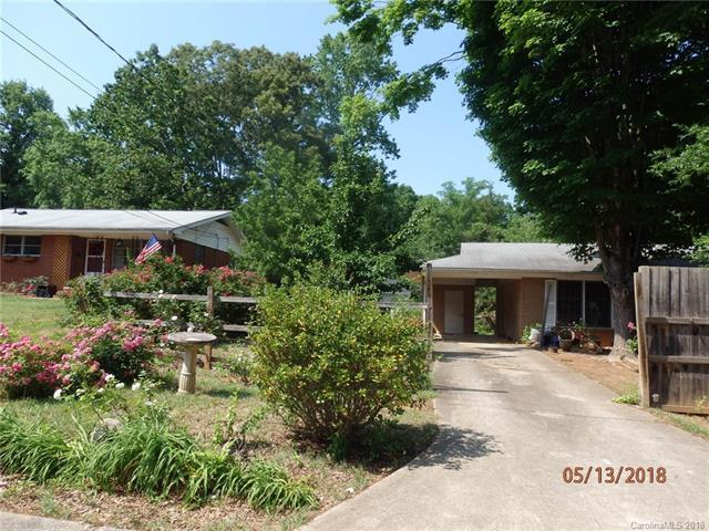 2313 Woodlawn Street, Kannapolis, NC 28083 (#3394561) :: Team Honeycutt