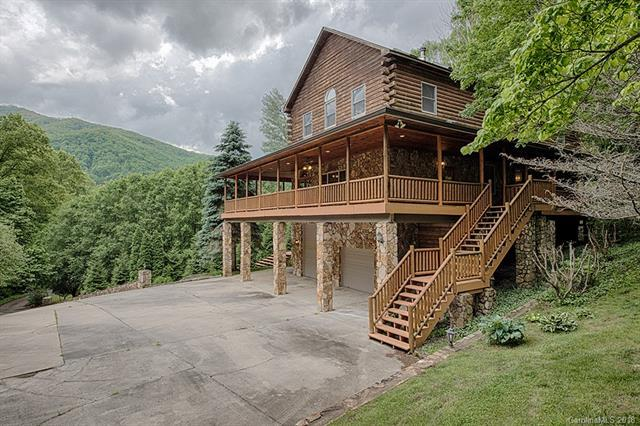44 Golfview Drive, Maggie Valley, NC 28751 (#3394571) :: Robert Greene Real Estate, Inc.