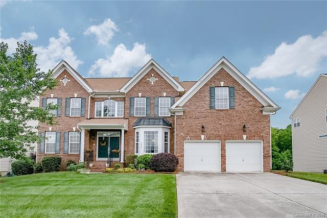 7246 Streamhaven Drive, Harrisburg, NC 28075 (#3394629) :: Odell Realty Group