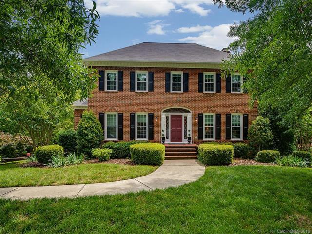 2209 Wharton Lane, Charlotte, NC 28270 (#3394720) :: Odell Realty Group