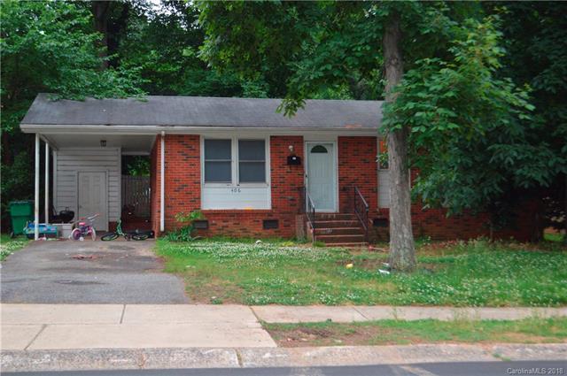 406 Burroughs Street #6, Charlotte, NC 28213 (#3394721) :: LePage Johnson Realty Group, LLC