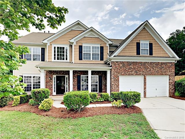8619 Verbena Court, Harrisburg, NC 28075 (#3394753) :: Team Honeycutt