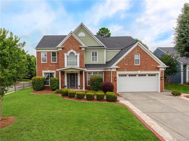 8503 Hawk Grove Court, Huntersville, NC 28078 (#3394759) :: Century 21 First Choice