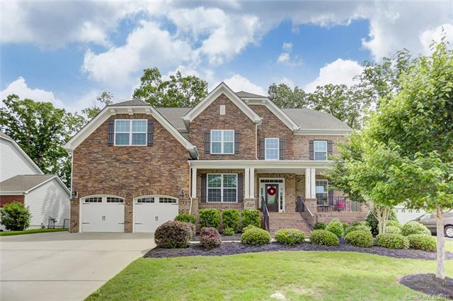 3817 N Litchfield Drive N, Waxhaw, NC 28173 (#3394809) :: Leigh Brown and Associates with RE/MAX Executive Realty