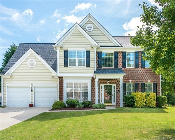 8709 Barrelli Court, Charlotte, NC 28277 (#3394917) :: The Ramsey Group