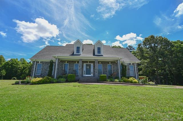 2718 Olive Branch Road, Monroe, NC 28110 (#3395058) :: The Ann Rudd Group