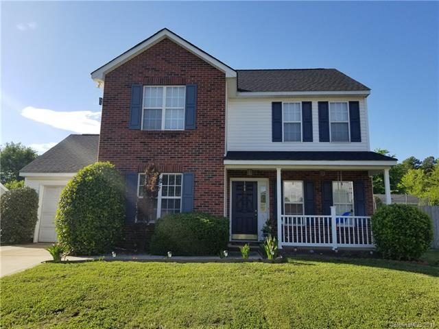 135 Sweet Martha Drive, Mooresville, NC 28115 (#3395068) :: The Ramsey Group