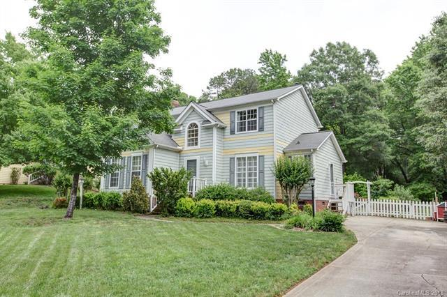 2824 Williams Station Road #43, Matthews, NC 28105 (#3395092) :: The Ramsey Group