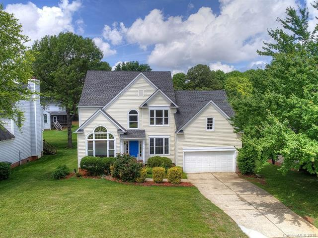 4801 Brownes Ferry Road, Charlotte, NC 28269 (#3395095) :: The Ramsey Group