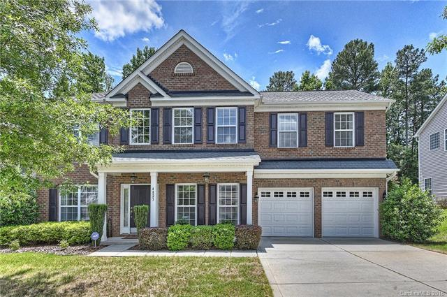 4823 Annelise Drive, Harrisburg, NC 28075 (#3395193) :: Team Honeycutt