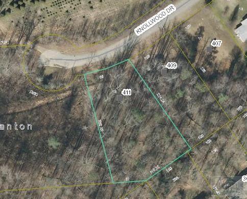 411 Knollwood Drive, Morganton, NC 28655 (#3395273) :: Keller Williams Biltmore Village
