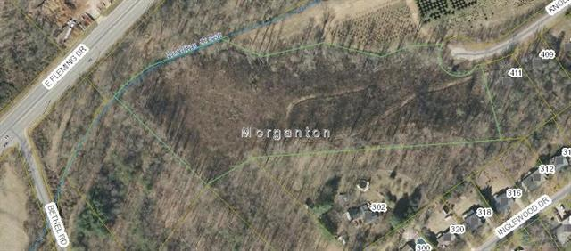 0 Knollwood Drive, Morganton, NC 28655 (#3395281) :: Keller Williams Biltmore Village
